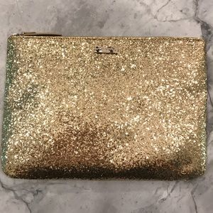Kate Spade Gia Sparkler Glitter Clutch | Used Once